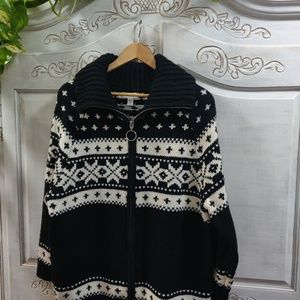 Top shop sweater size 6